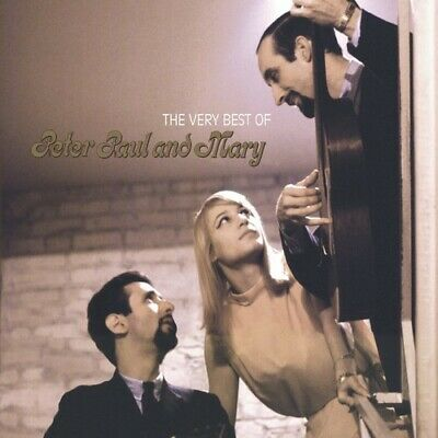 Peter, Paul and Mary - The Very Best Of Peter, Paul and Mary [New CD]