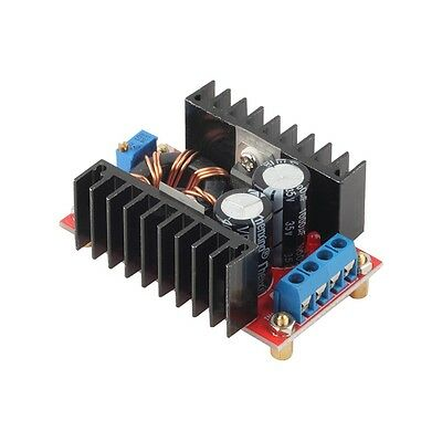 150W DC-DC Boost Converter 10-32V to 12-35V Step Up Charger Power Module BF