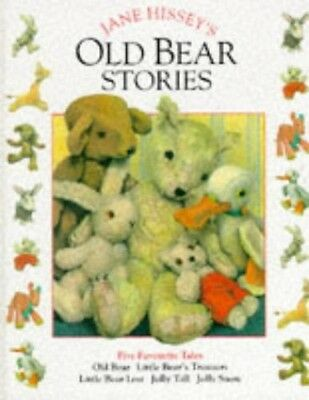 Old Bear Stories by Hissey, Jane Hardback Book The Cheap Fast Free Post