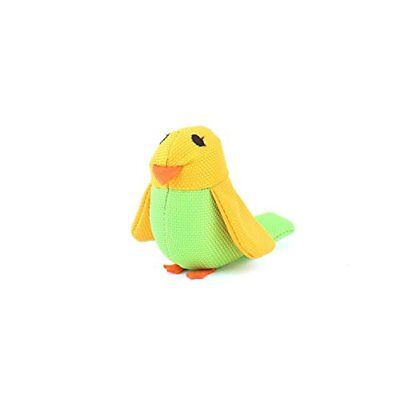 Beco Things Bertie the Budgie Plush Toys for Cats