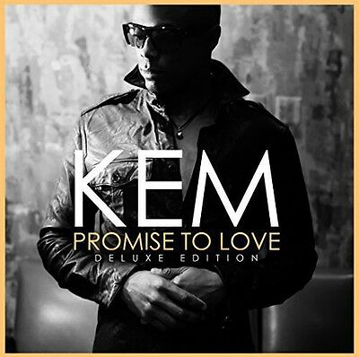 Kem - Promise to Love [New CD] Deluxe Edition