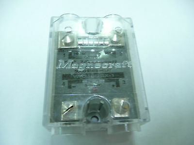 Magnecraft  Solid State Relay W6210DSX-1 Input 3-32VDC Output 240VAC  NEW