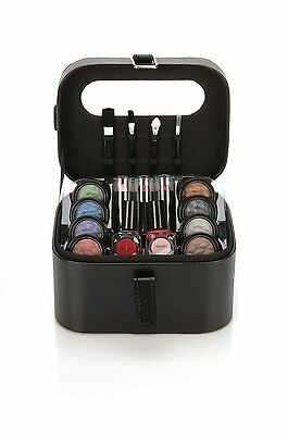 New Vanity Case Beauty Cosmetic Set Gift Makeup Make Up Set Storage Box 95231