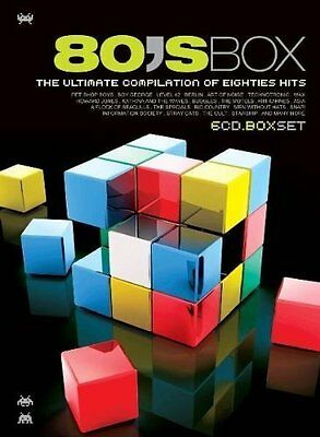 80's Box: The Ultimate Compilation Of Eighties Hits New CD