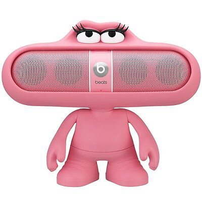 Beats by Dr. Dre Pill Dude Character Speaker Holder - Pink