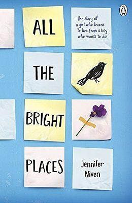 All the Bright Places by Jennifer Niven Paperback NEW BESTSELLER 2015