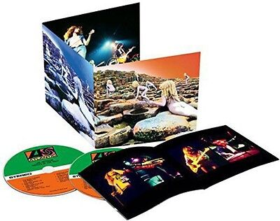 Led Zeppelin - Houses of the Holy [New CD] Deluxe Edition, Rmst