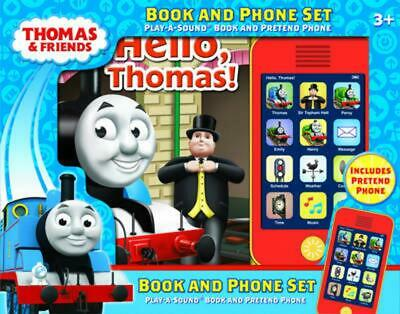 Publications International Thomas & Friends Pop-Up Book and Phone Set - Hello Th