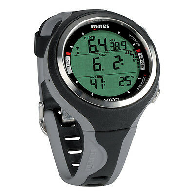Mares Smart Dive Computer Grey 02UK