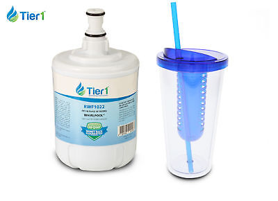 Fits Whirlpool 8171413 8171414 Comparable Refrigerator Water Filter