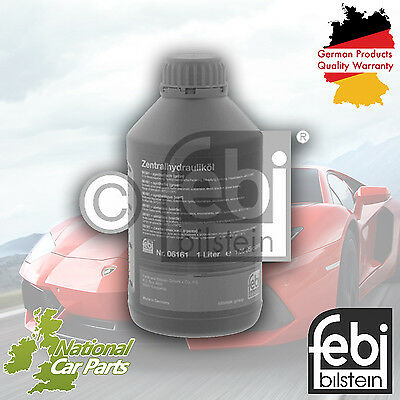 Audi Febi Genuine Hydraulic and Power Steering Fluid 2 x 1 Litre