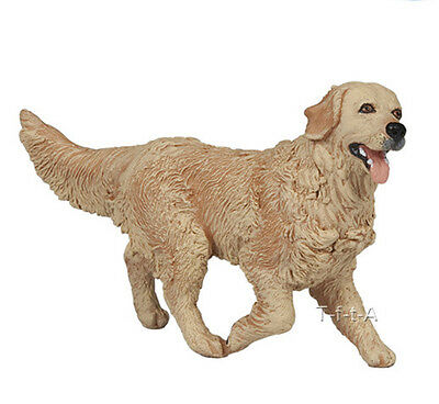 FREE SHIPPING | Papo 54014 Golden Retriever Toy Dog Canine- New in Package