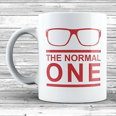 Jurgen Klopp 'The Normal One' Novelty Ceramic 11oz Mug