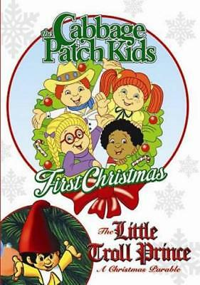 Cabbage Patch Kids' First Christmas/The Little Troll Prince New DVD