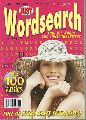 3 Bumper Word Search Magazines Most With 100+ Puzzles Solutions In Back (Set 42)