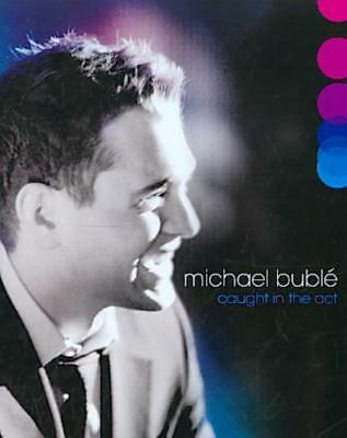 Michael Buble - Caught In The Act New Blu-Ray