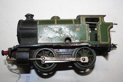 hornby o gauge loco LNER 460 JOB LOT dont wind missing bits  K31275