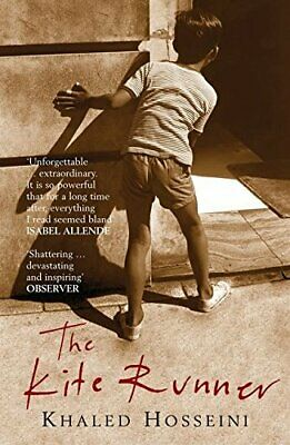 The Kite Runner by Khaled Hosseini Paperback Book The Cheap Fast Free Post