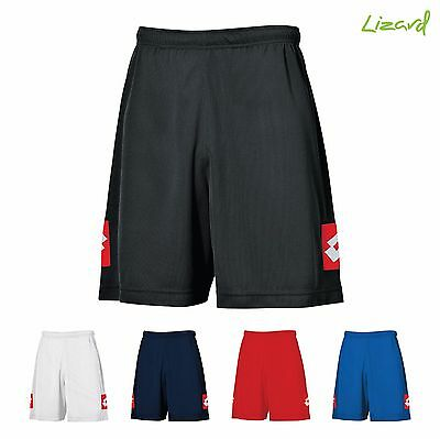 Lotto LT009 Mens Boys Performance Breathable Football Speed Shorts 5 Colours