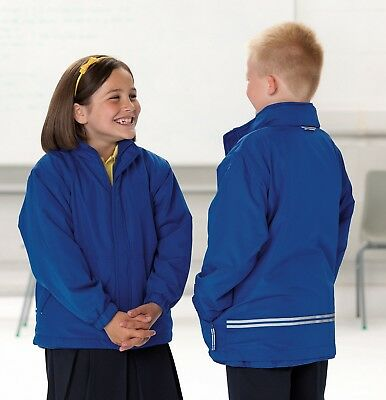 Jerzees Schoolgear J875B Kids Reversible School Jacket