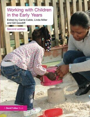 Working with Children in the Early Years Paperback Book The Cheap Fast Free Post