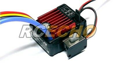 RC Model QUICRUN WP1060 R/C Hobby Brushed Motor ESC Speed Controllers SE025