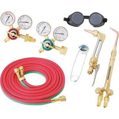 Forney Oxygen-Acetylene Torch Kit Light to Medium Duty Victor Type