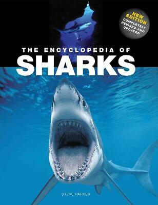 The Encyclopedia of Sharks by Steve Parker Paperback Book (English)