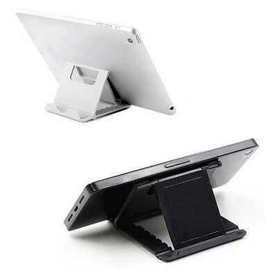 Universal Desk Foldable Stand Holder Cradle For iPhone Samsung Cell Phone Tablet