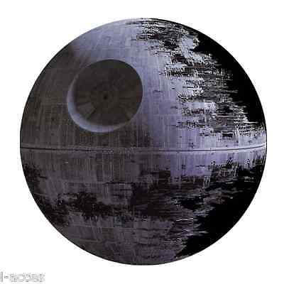 Star Wars Death Star Round Anti-Slip Mice Pad Mat Mouse Pad Mousepad