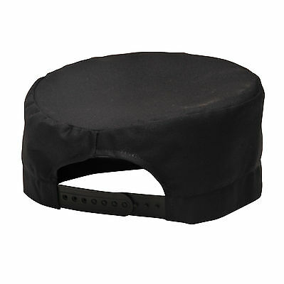 Chefs Skull Cap Hat Catering Head Cover Food Butcher Kitchen S899 Portwest