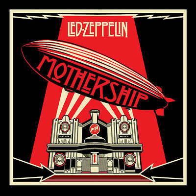 Led Zeppelin MOTHERSHIP Very Best Of ESSENTIAL 180g NEW VINYL 4 LP BOX SET