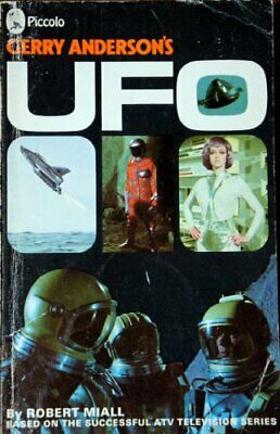 Gerry Anderson's UFO: 1, Miall, Robert Paperback Book The Cheap Fast Free Post