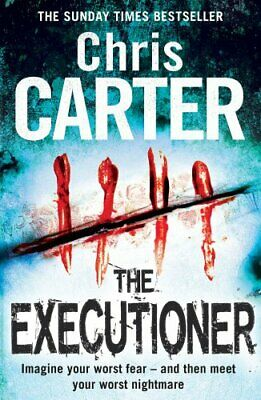The Executioner, Carter, Chris Paperback Book The Cheap Fast Free Post
