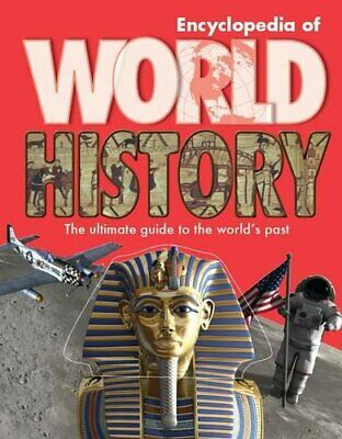 Reference 8+: World History (Childrens Encyclopedia 8+) Hardback Book The Cheap