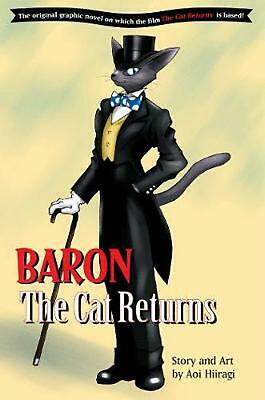 Baron: The Cat Returns by Aoi Hiiragi (English) Paperback Book Free Shipping!