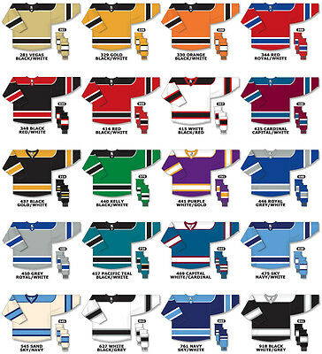 Team Hockey Jersey, 20 Color to choose from
