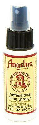 Stretch SpraY for Leather Shoe Boot Sneaker suede glove 2 oz Bottle ANGELUS 870