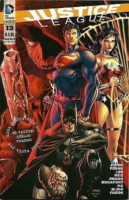 Justice League N° 13  - Dc Comics - Rw Lion - Edicola --C1