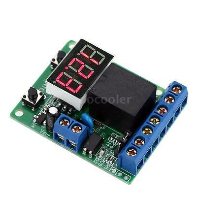 DC Voltage Detection Charging Discharge Relay Switch Control Board Module AH8T