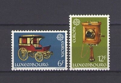 Luxembourg, Europa Cept 1979, Communications, Mnh