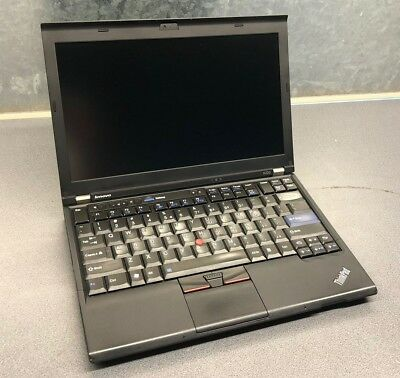 Lenovo ThinkPad X220 i5 2,5 GHz 8 GB Ram 180 GB SSD Webcam  B Ware