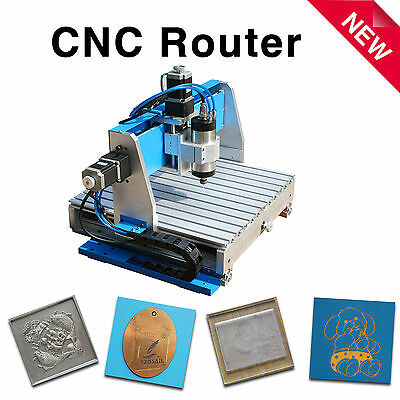 800W CNC Router RS-3040 Engraver Engraving Milling Machine Free Shipping