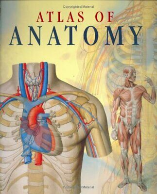 Atlas of Anatomy Book The Cheap Fast Free Post