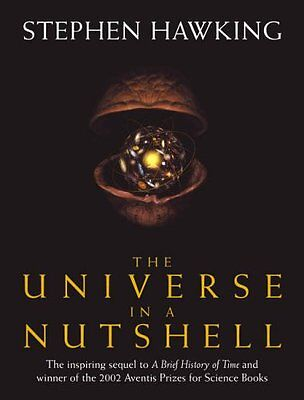 The Universe In A Nutshell, Hawking, Stephen William Hardback Book The Cheap