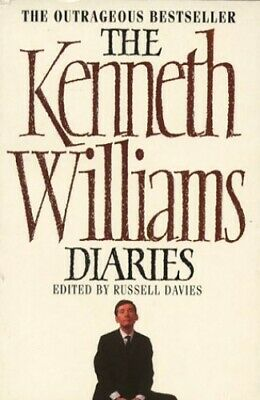 The Kenneth Williams Diaries Paperback Book The Cheap Fast Free Post