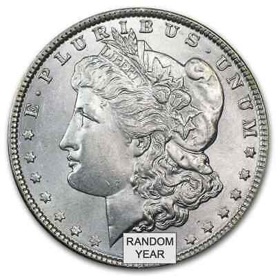 1878-1904 Morgan Silver Dollars BU (Random Years) - SKU #167