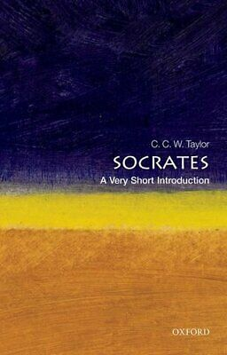 Socrates: A Very Short Introduction (Very Sh... by Taylor, Christopher Paperback