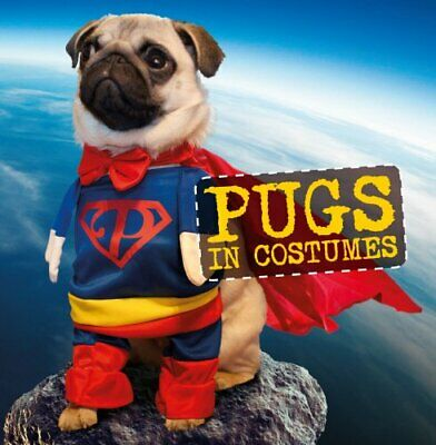 Pugs in Costumes (Humour) Book The Cheap Fast Free Post
