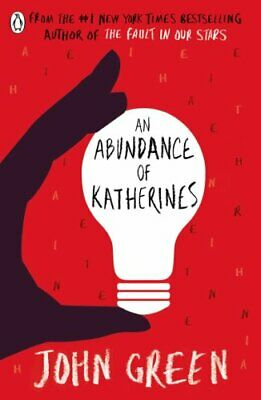An Abundance of Katherines by Green, John Book The Cheap Fast Free Post